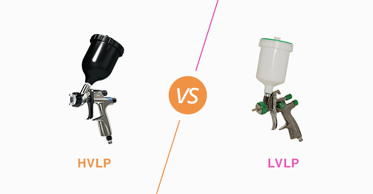 HVLP vs. LVLP- Which Spray Gun is Right for You?