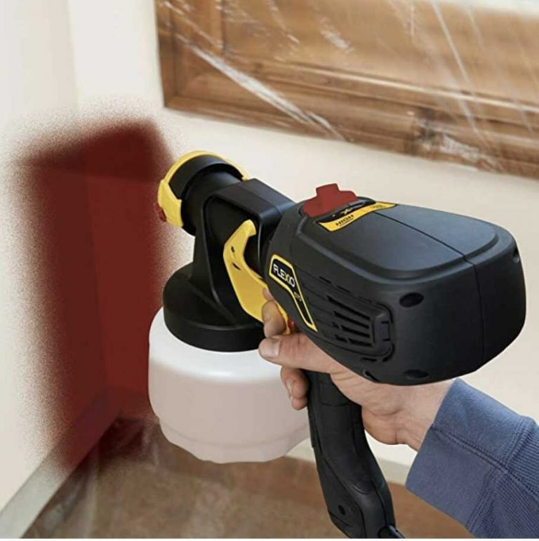 Wagner Flexio 570 HVLP Paint Sprayer Review