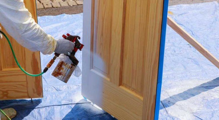 best paint sprayer for trim and doors