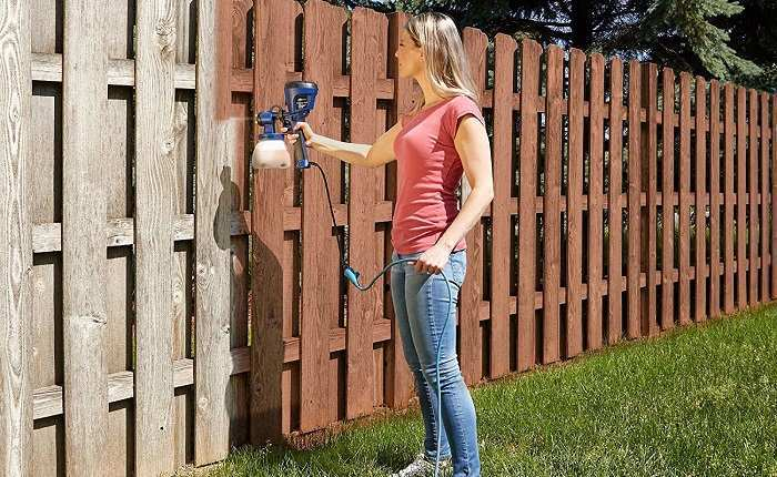 Best Paint Sprayers For Staining Fence