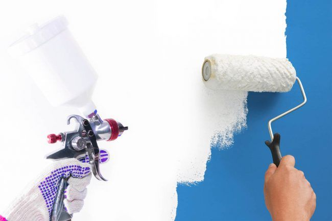 Does-Spraying-Use-More-Paint-Than-Rolling