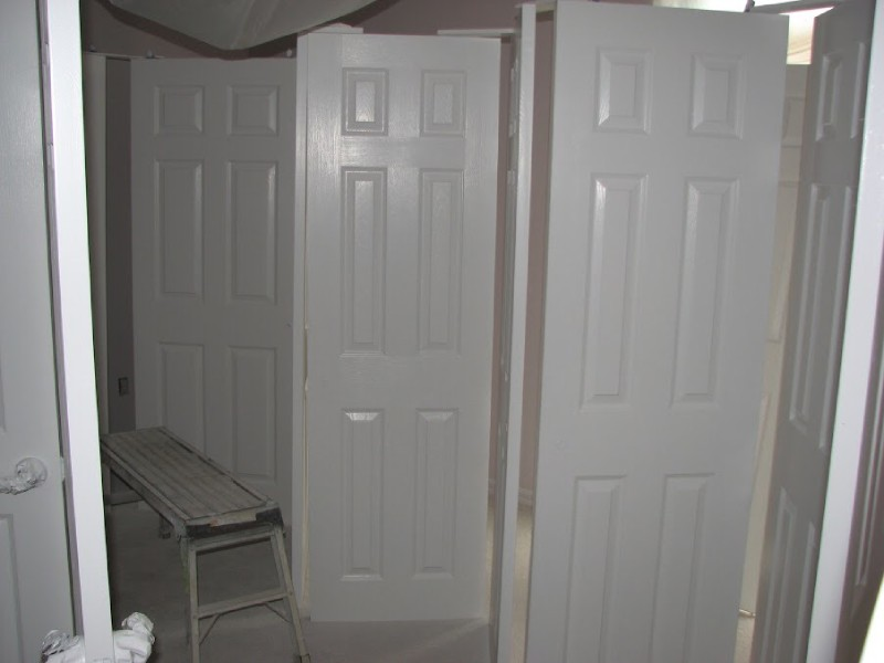 How-do-you-get-a-smooth-finish-on-an-interior-door