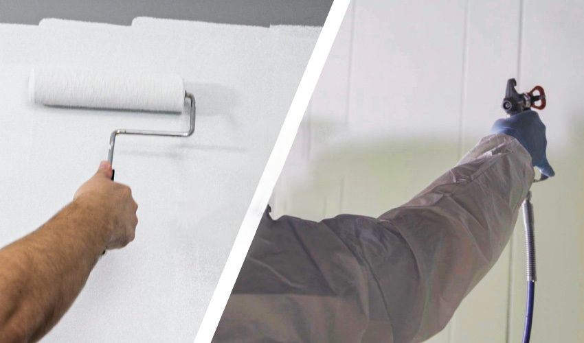 Is-It-Better-To-Paint-With-A-Roller-Or-Spray-Gun2