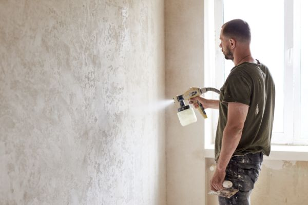 You-should-use-paint-sprayer-indoors